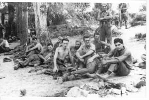 International Brigadiers during the Spanish Civil War